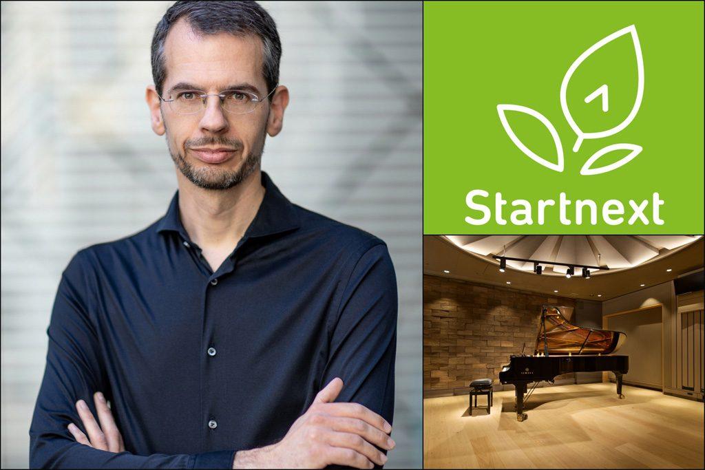Andreas Skouras Crowdfunding startnext.com
