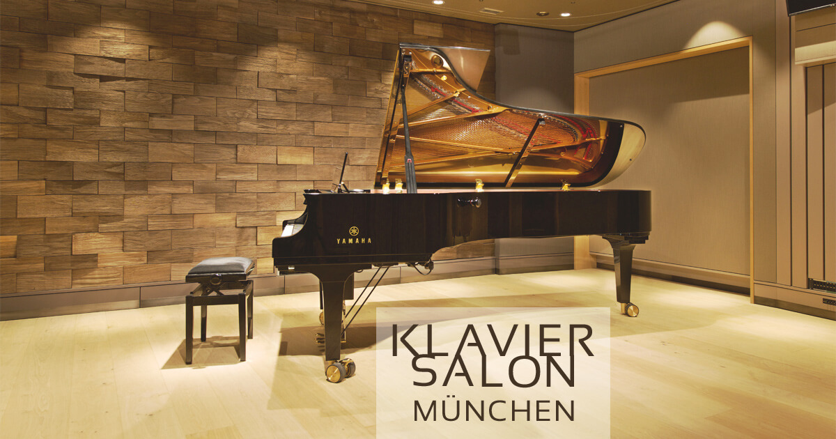 Klavier Salon München - Tonstudio Live Konzerte