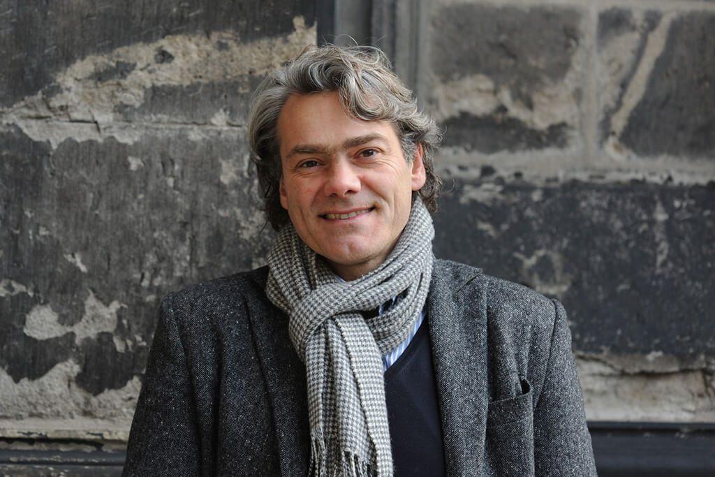 Gerold Huber Klavier Salon München