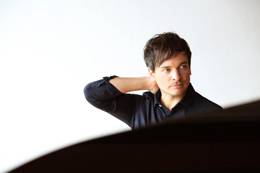 Chris Gall Klavier Salon München